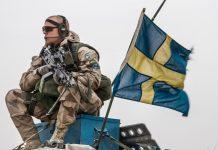 Швеция Русия