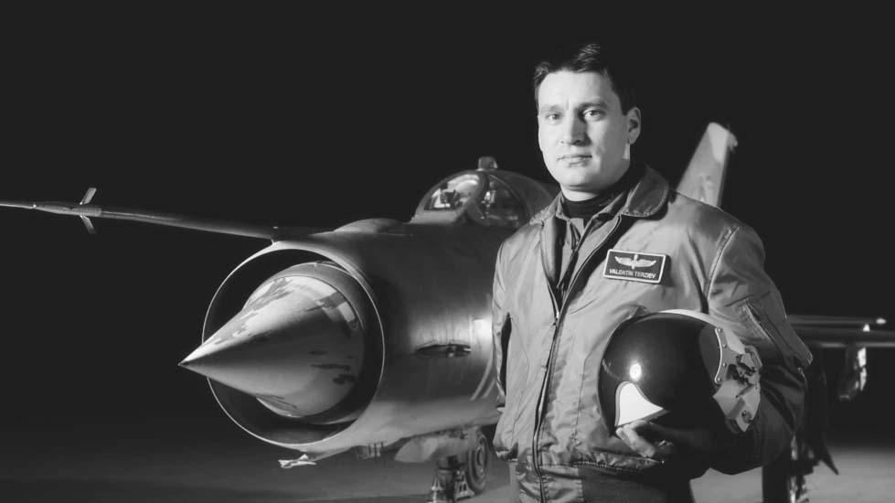 черната кутия от падналия МиГ-29