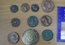 монети Папалезов