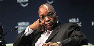 Южна Африка президент
