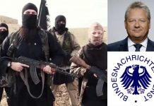 Германското разузнаване Ислямска държава