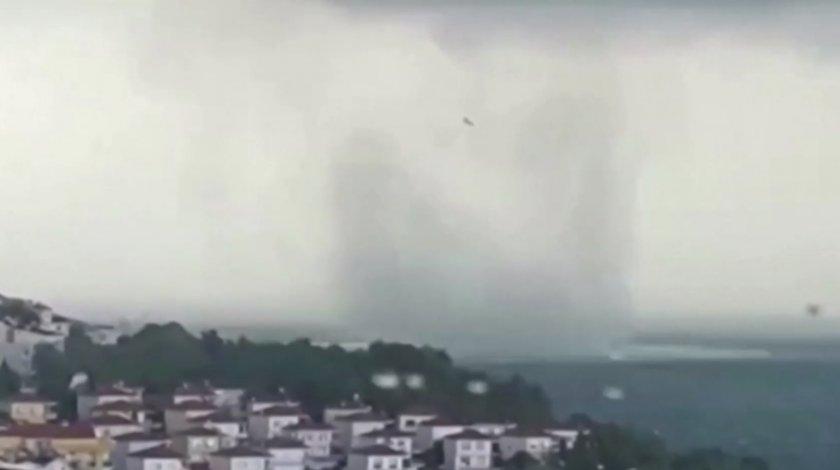торнадо Черно море