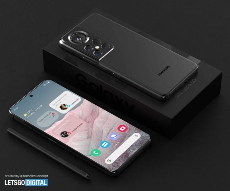 Samsung Galaxy S22 Ultra шокира с 200-мегапикселова камера