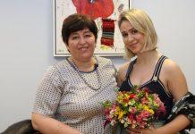 Мария Бакалова посланик