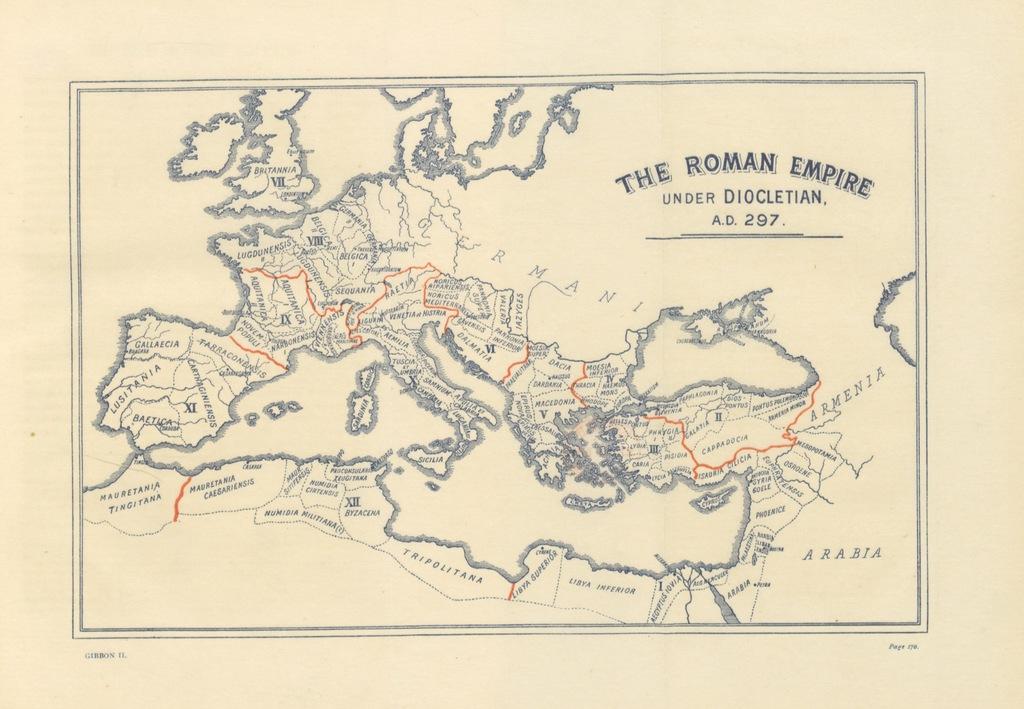 Какво ни казва упадъкът на Римската империя за COVID-19 и бъдещето?