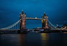 Проливни дъждове Лондон