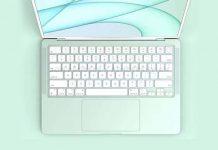 нов MacBook Air