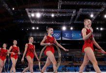 заплашвани Съдии по художествена гимнастика