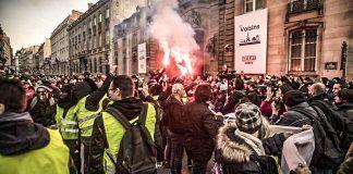 протести във Франция