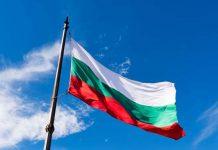 българското знаме в консулството ни в Битоля