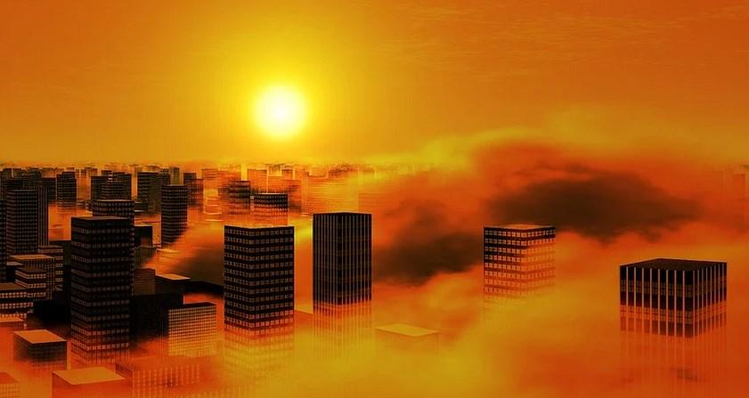 Глобалното затопляне