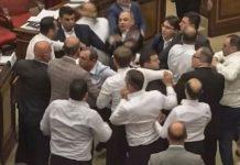 бой в арменския парламент