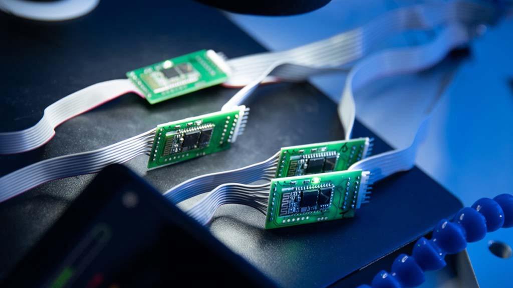 Най-големият производител на микрочипове