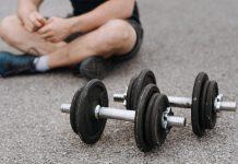 режим за изграждане на мускули