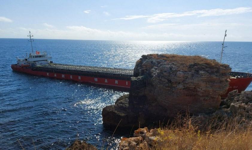 кораб Камен бряг