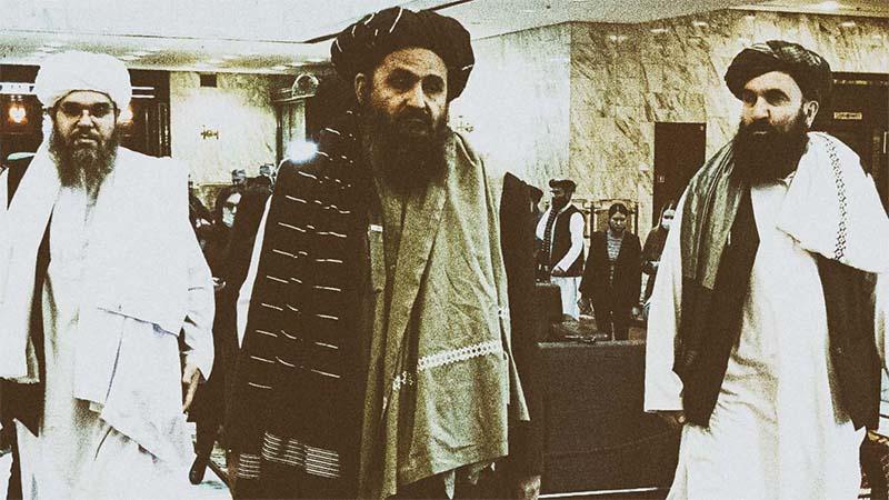 водачите на талибаните