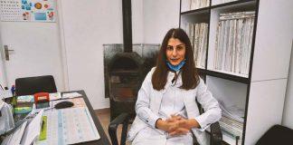Млада лекарка шест села