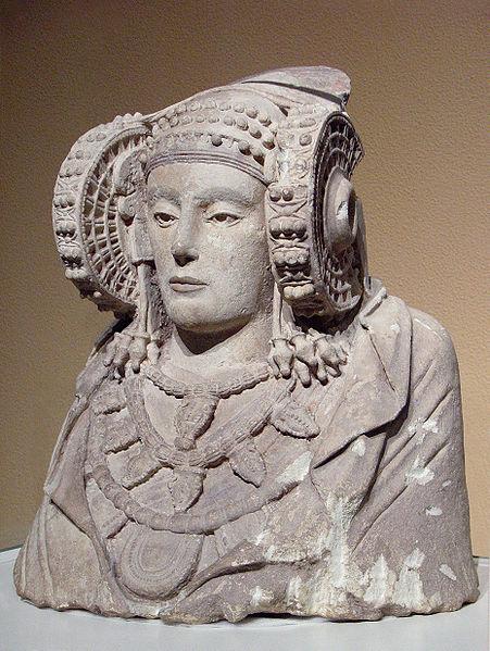 Дамата от Елче: Богинята на Анунаки?
