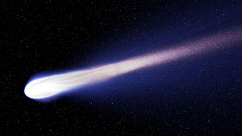 най-голямата комета