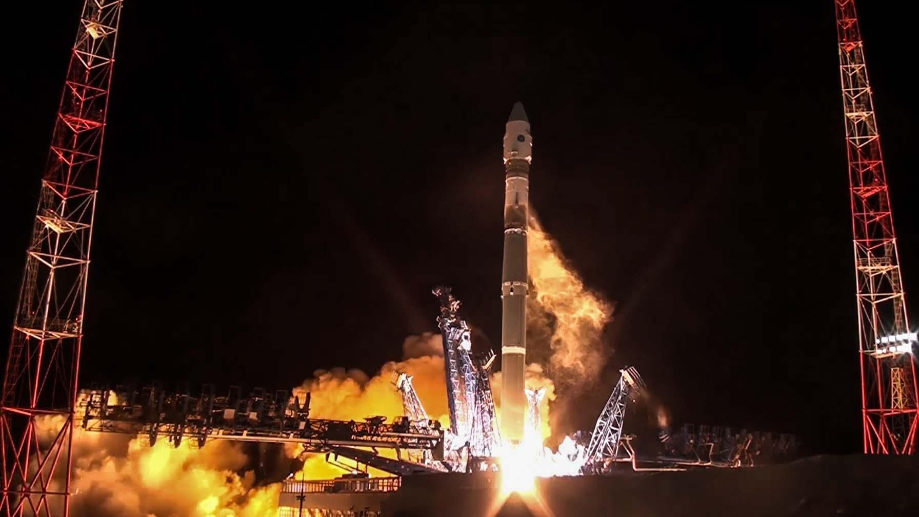 Русия нов космически обект