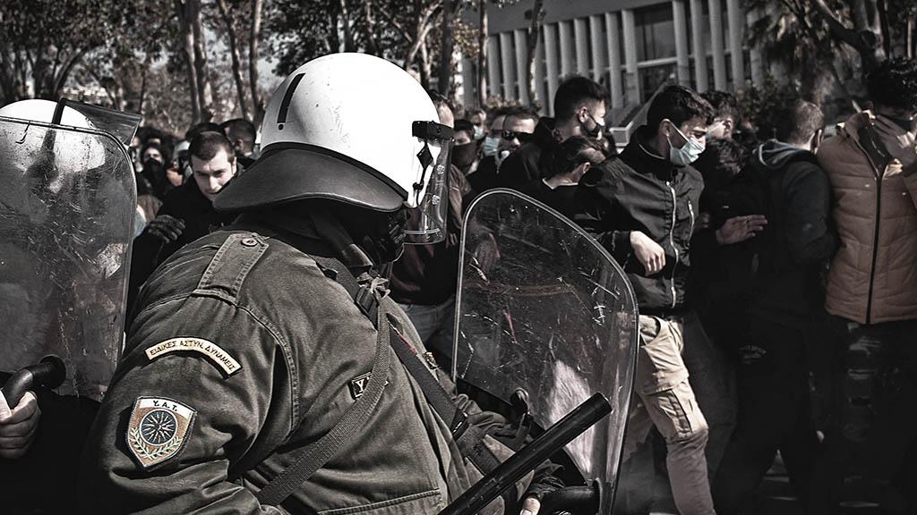 солун протести