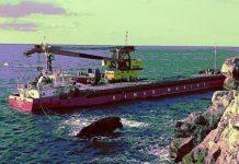 пречупване кораб