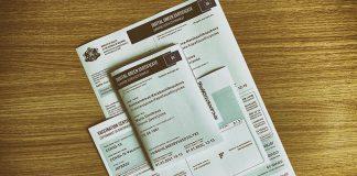 глоби за фалшифициране на удостоверения за ваксиниране