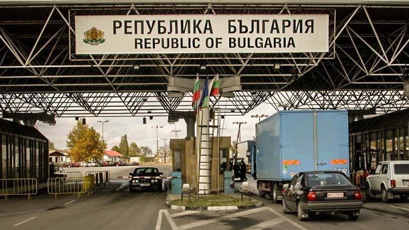 влизане в Румъния