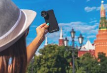 Huawei 5G Москва