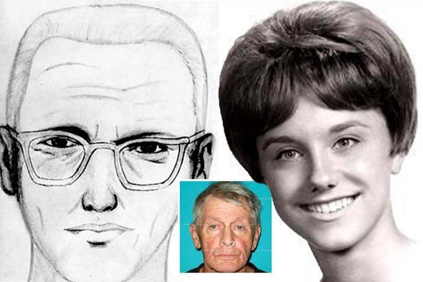 50-годишна мистерия падна: Разкриха кой всъщност е убиецът Зодиак