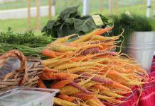 есенния фермерски пазар на Lidl