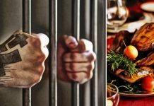 меню на затворниците
