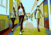 децата в училище