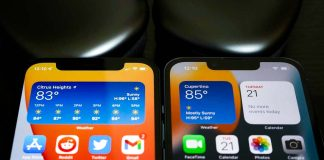 iPhone 13 смяна на дисплея